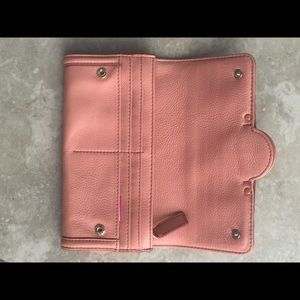 Tory Burch Bags - TORY BURCH PEACH WALLET
